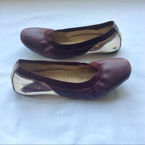 Naturino Square Toe Ballet Flat Size 4.5US/ 36EU